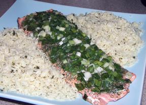 Salmon_Rice