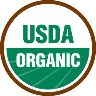 USDA Organic Color Seal