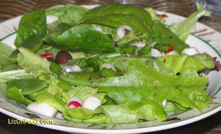June Garden Salad