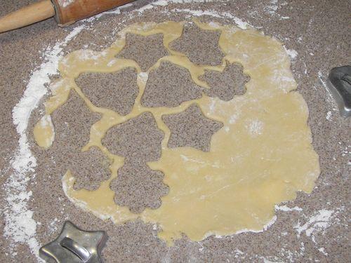 Sugar Cookies Cut Out LOF Crp