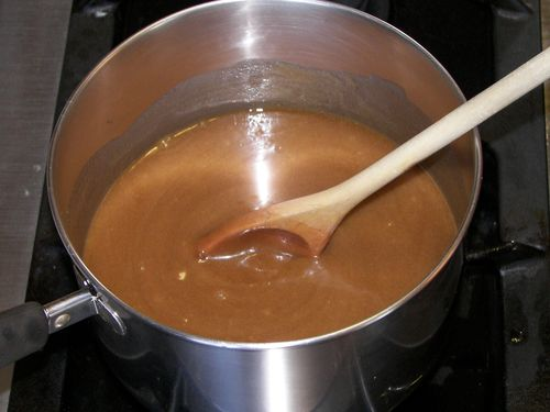 Caramel Frosting Mix LOF Crp