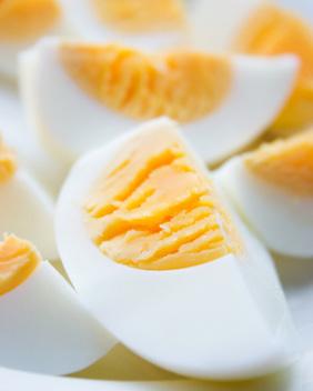 Hard Boiled Eggs CRP
