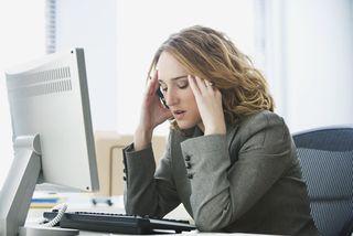 Fotolia Stressed Woman