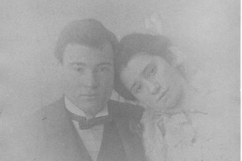 John Berntsen & Bertha Noland crp